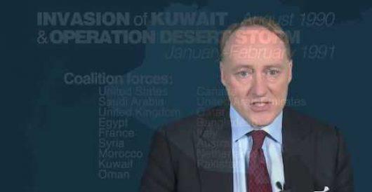 Video: Prager U on why the U.S. invaded Iraq by Howard Portnoy