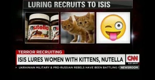 Tweet of the Day: Jihadis pwn CNN (Video) by J.E. Dyer