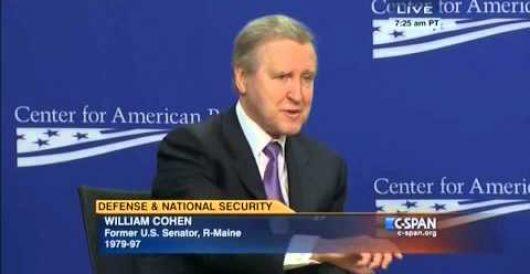 Bill Clinton's Secretary of Defense skewers Obama: 'We lost credibility' because of his inaction (Video) by Jeff Dunetz