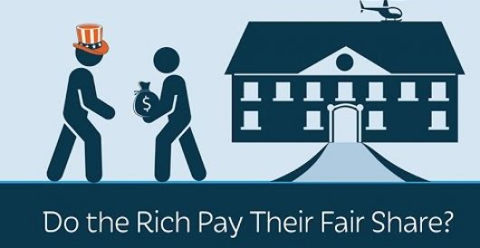 Video: Prager U asks whether the rich pay their fair share by LU Staff