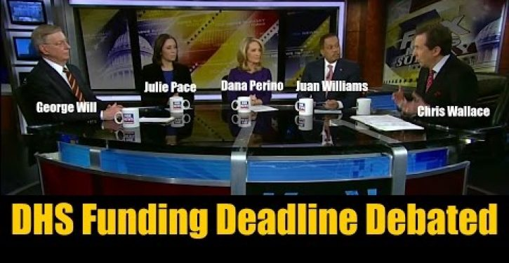 DHS funding: It has never been so clear America's leadership is broken (Video)
