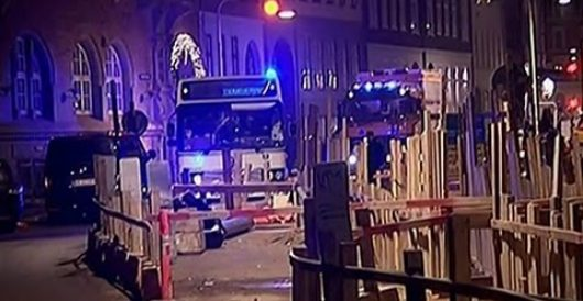 Synagogue attack in Denmark must have been accident because Obama says IS doesn't target Jews (Video) by Jeff Dunetz