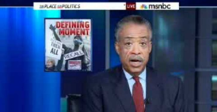 Al Sharpton to black Britons: 'Stop being sell-outs and stand up to racism' (Video)