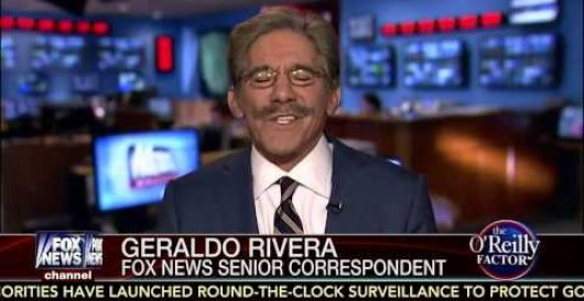 Idiot alert: Geraldo Rivera thinks Al Sharpton is like Martin Luther King, Jr. (Video) by Jeff Dunetz