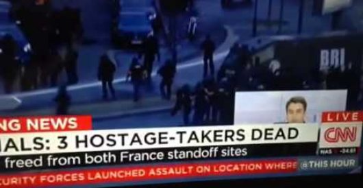 CNN's Chris Cuomo: French terrorist was 'African-American' (Video) by Rusty Weiss