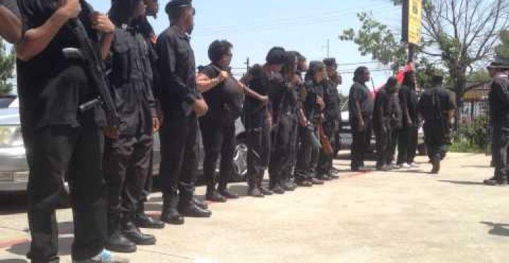Black Panther gun club: Thumbs up or down? (Video)