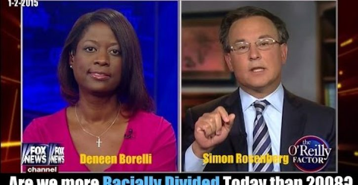 Watch me debate Obama race comments on the O'Reilly Factor (Video)