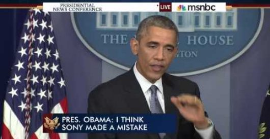 Pardon me, Mr. President, but your First Amendment hypocrisy is showing (Video) by Michael Dorstewitz