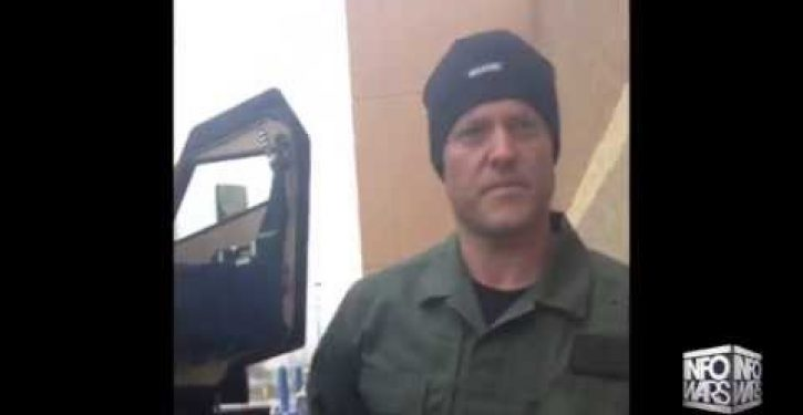Deputy claims he needs armored vehicle to protect against 'Constitutionalists' (Video)