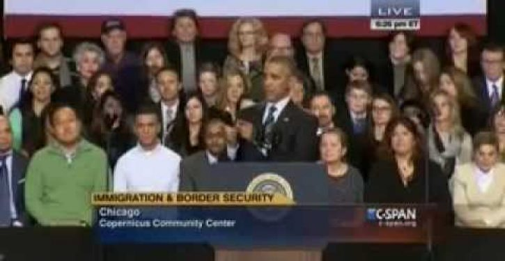 Obama admits he violated the Constitution: 'That's how emperors roll' (Video)
