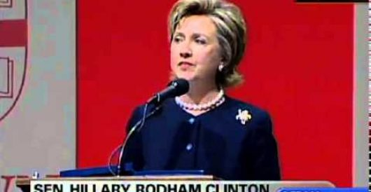 Obama 'went there' last night: Ball now in candidate Hillary's court (Video) by LU Staff