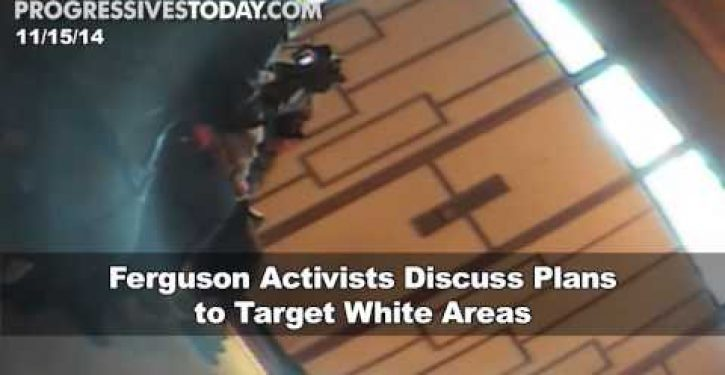 Ferguson-area cop reportedly warns residents, 'Buy a gun, we can't protect you' (Video)