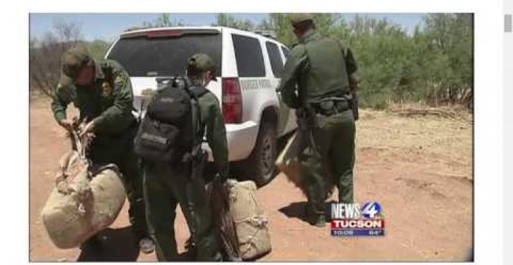 DHS quietly stripping Border Patrol agents of weapons; politically motivated? (Video)