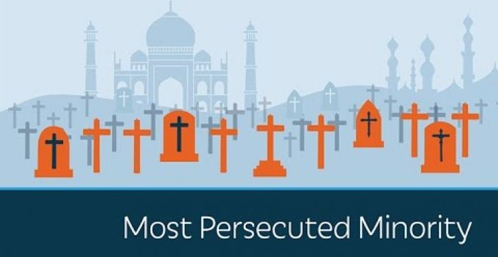 Video: Prager U on the most persecuted minority