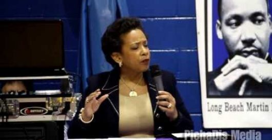 When it comes to race, AG nominee Loretta Lynch is Eric Holder in a skirt by LU Staff