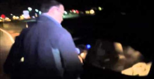 Hubby of Dem state senator caught redhanded stealing GOP campaign signs (Video) by Rusty Weiss