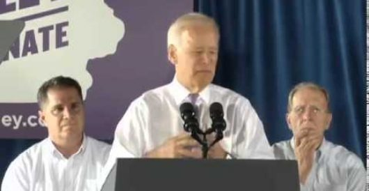 Biden admits middle class has been left behind by Obama administration by Rusty Weiss