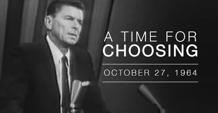 Ronald Reagan: The speech that has defined conservatism for half a century (Video)