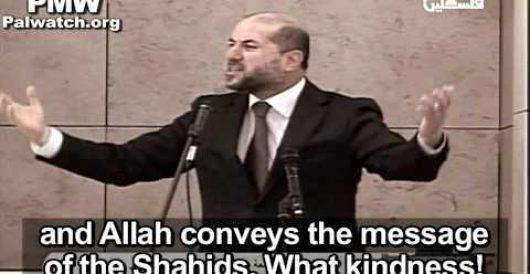 'Moderate' Palestinian Authority bestows highest Islamic honor on killers of three Israeli boys (Video) by Jeff Dunetz