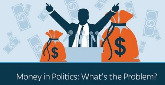 Video: Prager U examines problem with money in politics by David Weinberger