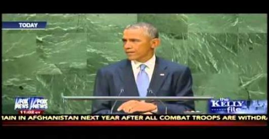 Video: In U.N. address on terror threat, Obama channels Bush by Howard Portnoy