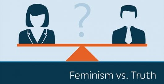 Video: Prager U tells you the truth about feminism by David Weinberger