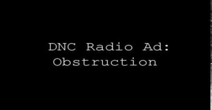 DNC running ads on black radio stations calling GOP racist for opposing Obama
