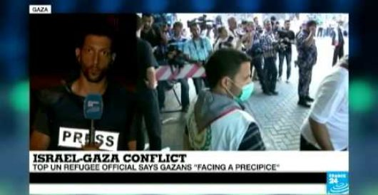 Associated Press can't hide it's lyin' eyes about Hamas and human shields (Video) by Jeff Dunetz