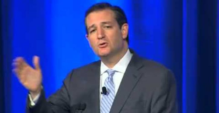 Walk-out: Cruz rebukes anti-Israel audience at Iran-linked 'defend Christians' conference (Video)