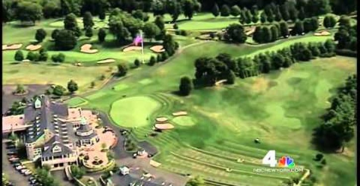 Obama denied tee times by three elite NY golf courses (Video)