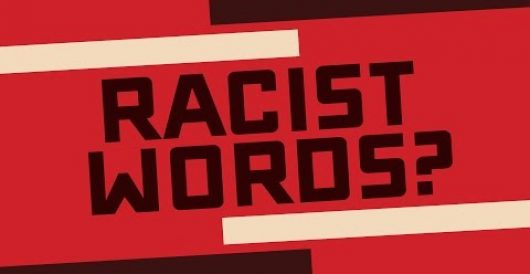 Video: You're racist if you use any of these words by Howard Portnoy