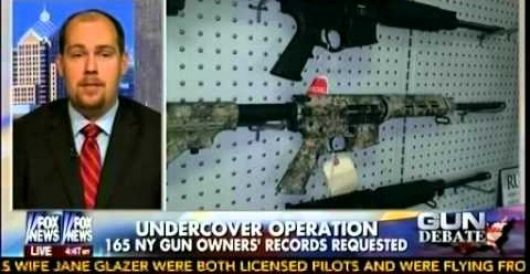 New York cops to gun shop owner: Give us your customer list or face SWAT (Video) by Michael Dorstewitz