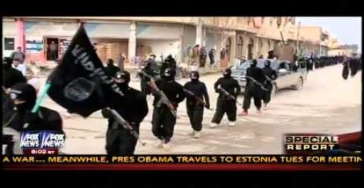 Obama briefed on ISIS for a year, still called them 'JV' and has 'no strategy' (Video) by Michael Dorstewitz