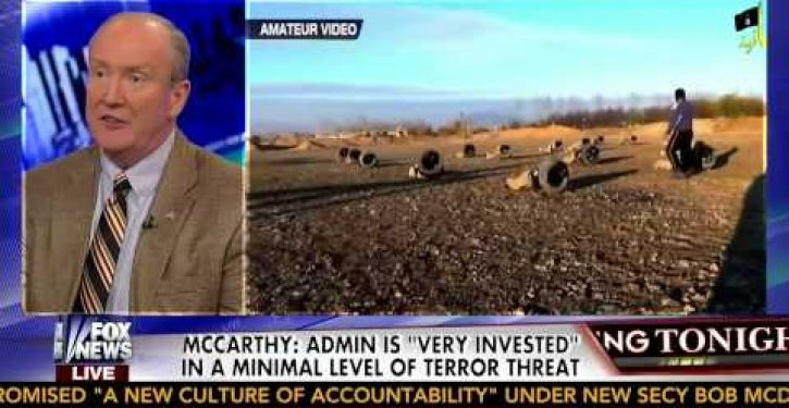 White House claims US not at war with ISIS; ISIS begs to differ; Obama fundraises (Video)