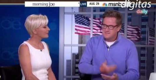 What the hell??? Joe Scarborough claims Obama's 'No strategy' statement is part of Obama's strategy (Video) by Jeff Dunetz