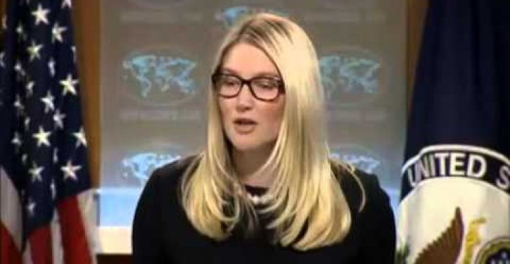 State Dept. won't support Bibi's ISIS/Hamas comparison (Video)