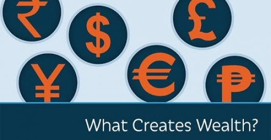 Video: Prager U answers the question 'What creates wealth?' by David Weinberger