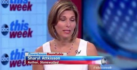 Sharyl Attkisson: Journalists have devolved since Watergate days (Video) by Michael Dorstewitz