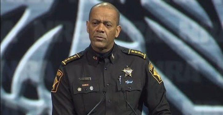 Gun-grabber Bloomberg taking aim at Milwaukee county sheriff (Video)
