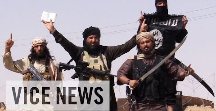 It's on: ISIS vows to 'raise the flag of Allah in the White House' (Video)