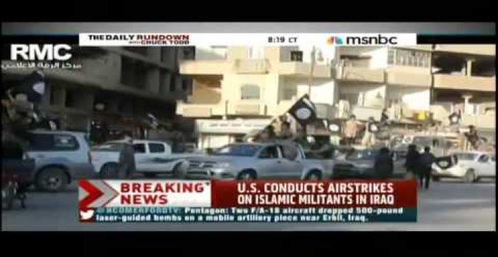 Gen. McCaffrey: Obama using 'military power' to make 'political gestures' (Video)