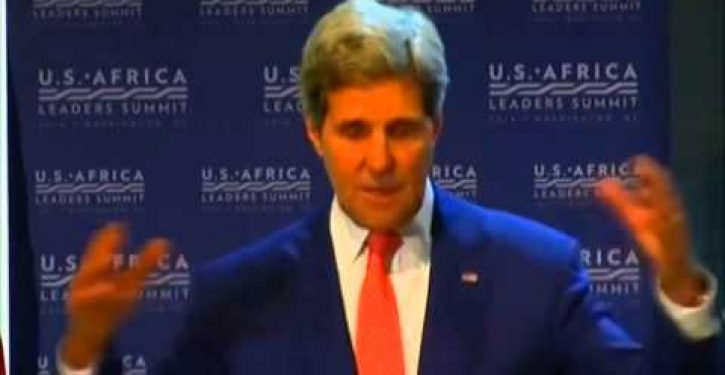 Quite possibly John Kerry's dumbest comment ever