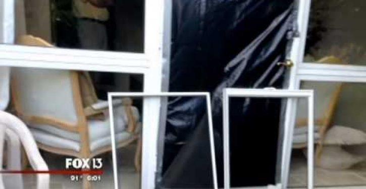 911 tells woman to put gun down during home invasion (Video)