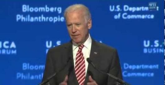 At U.S.-Africa summit, Joe Biden refers to 'nation of Africa' (Video) by Howard Portnoy