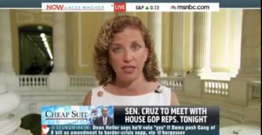 Debbie Wasserman Schultz claims Obama 'doesn't do his job' very often (Video) by Michael Dorstewitz