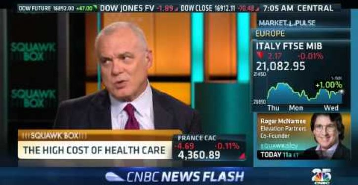 Video: Aetna CEO says Obamacare numbers 'worse' than expected