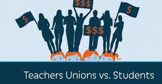 Video: Prager U on teacher's unions vs. students by David Weinberger