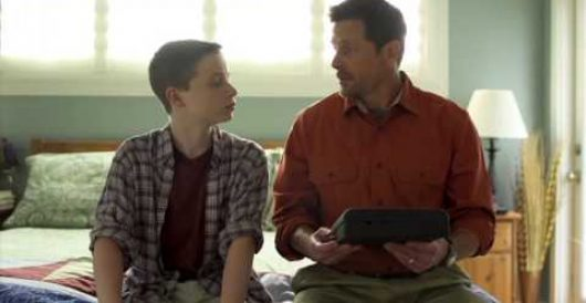 You'll never guess what this gun owner is showing his son (Video) by Rusty Weiss