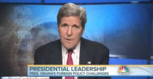 Kerry: 'Americans should be proud of Obama's diplomacy' by Howard Portnoy