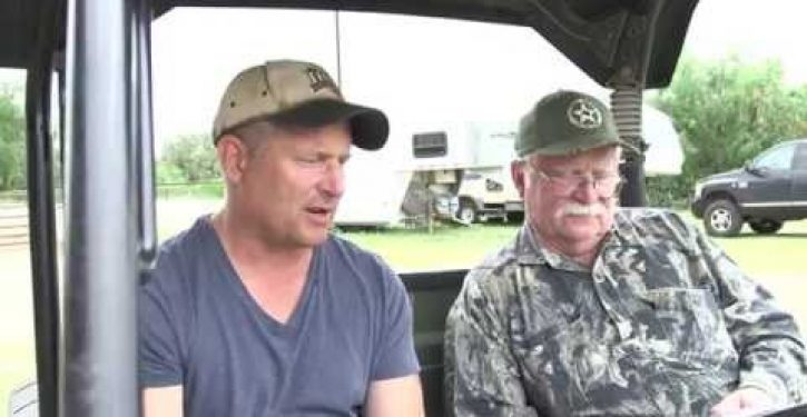 South Texas rancher finds evidence of likely terrorist crossing at border (Video)